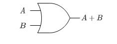 or gate figure-or gate diagram