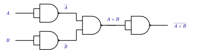 nor-using-nand-gate
